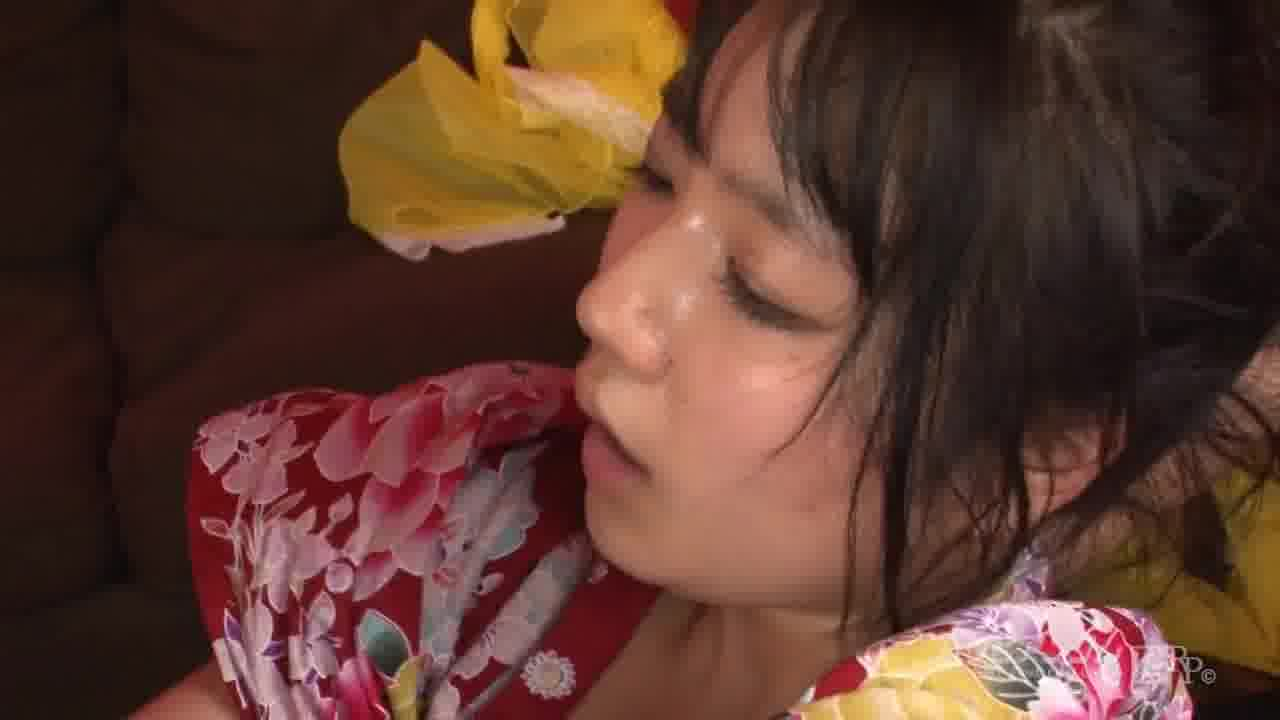舞妓アハーン!! - 千春【3P・ごっくん・中出し】