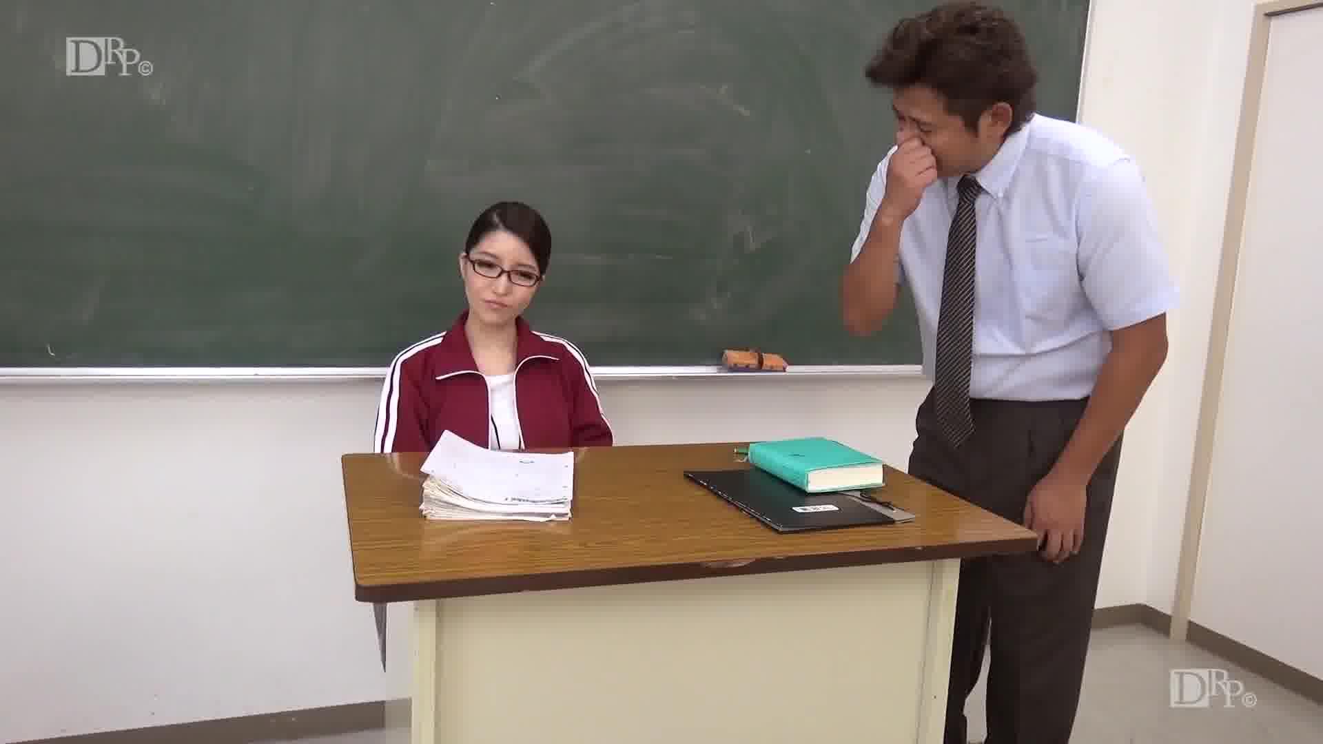 こくせんリターンズ 後編 ~教員たちからの制裁 ~ - 水咲菜々美【女教師・スレンダー・3P】