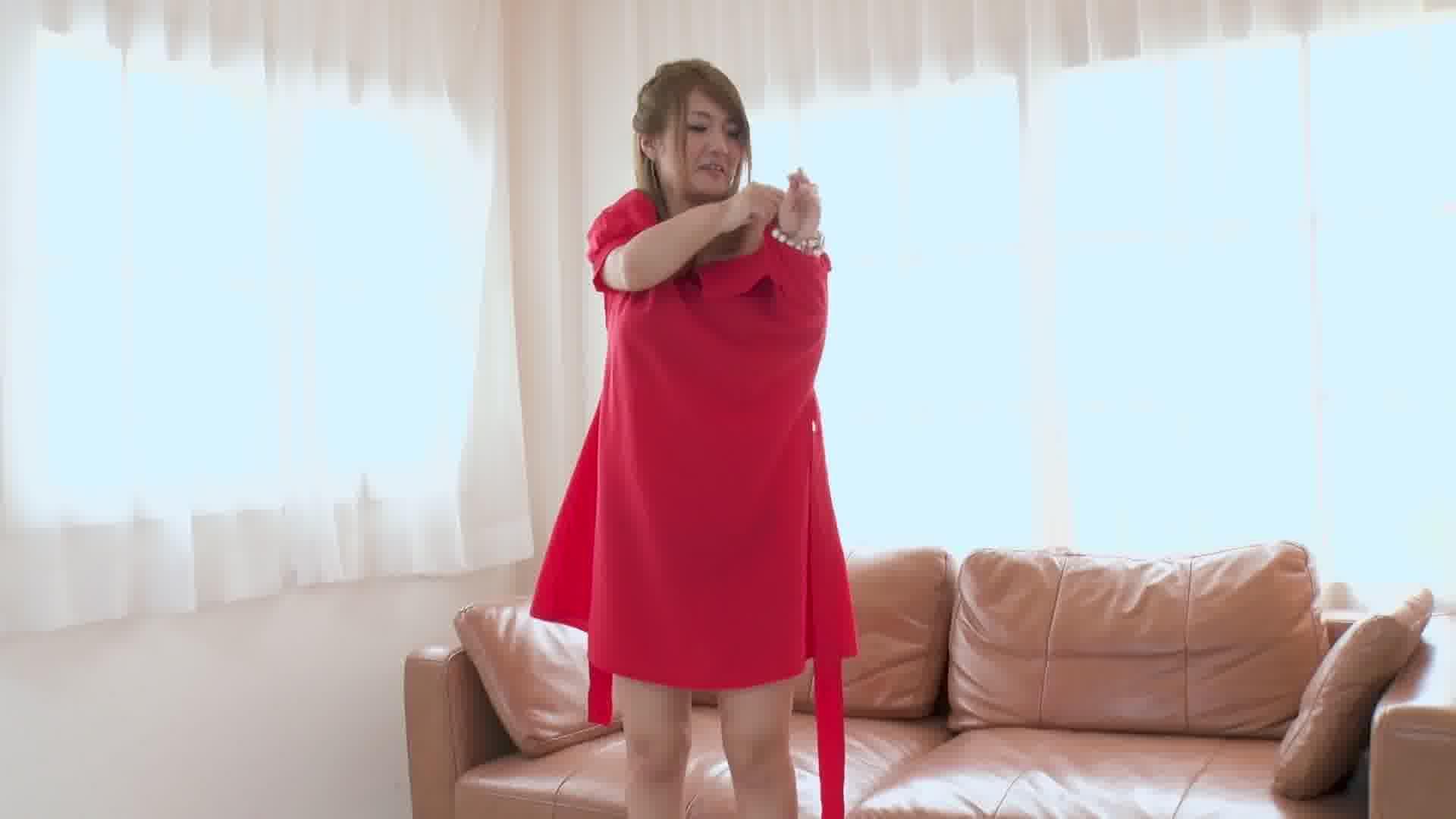 女熱大陸 File.063 - 青山はな【美乳・初裏・中出し】
