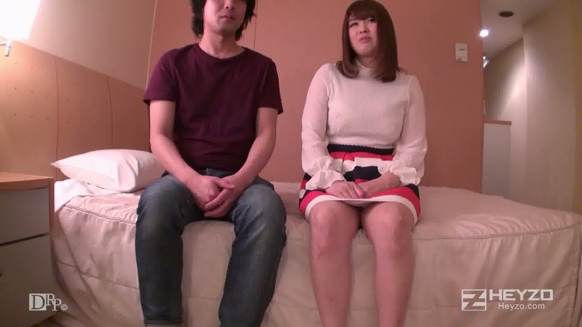 脱マンネリ!エクスタシーを求めてAV撮影に応募してきたカップル 前編 - 如月しょうこ【インタビュー 脱衣 手マン】
