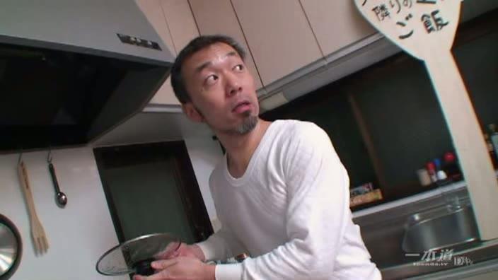 突撃!隣のマンご飯! パート14【西川みずほ】