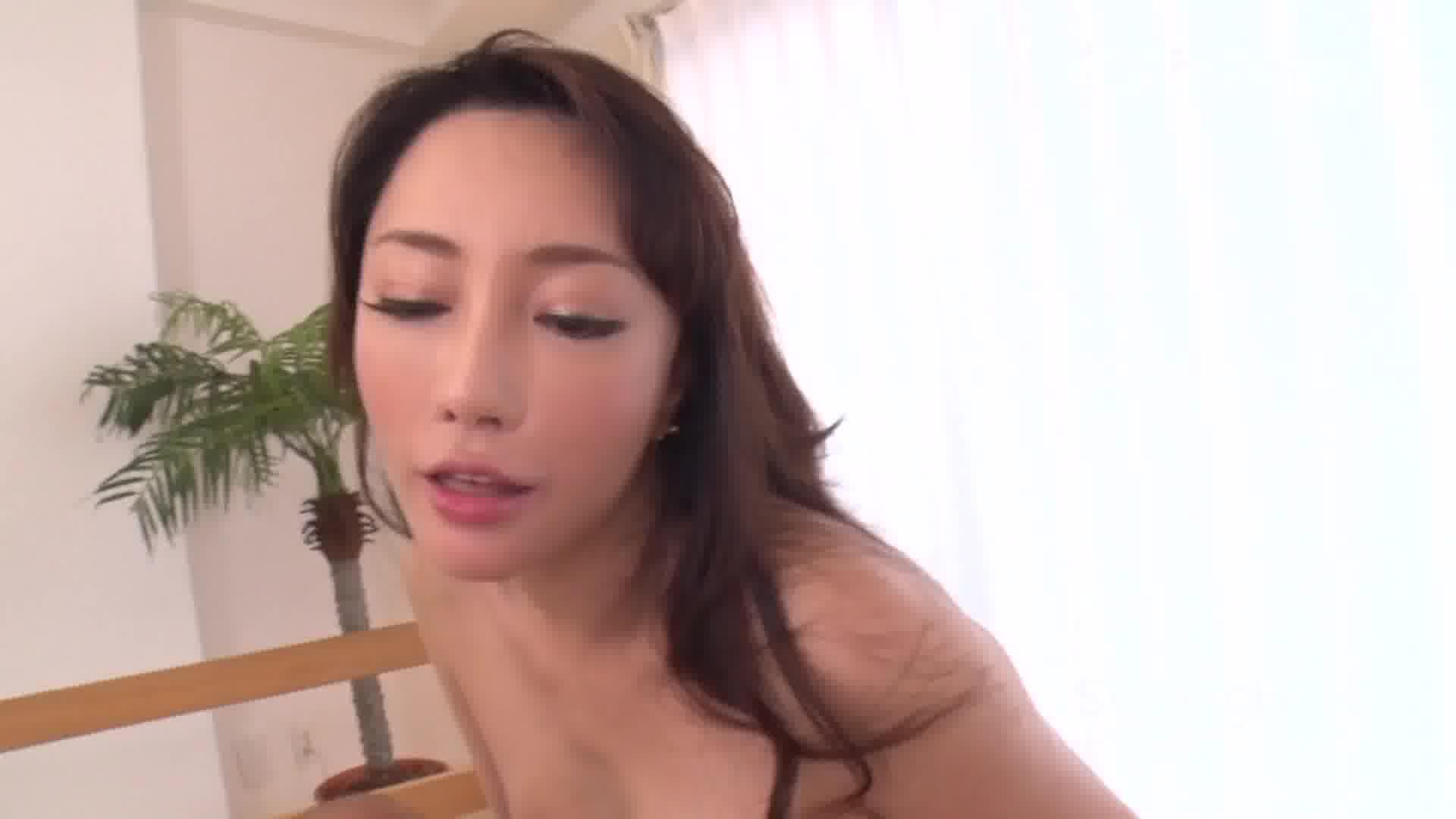 好色妻降臨 57 パート2 - 逢沢はるか【痴女・3P・パイズリ】