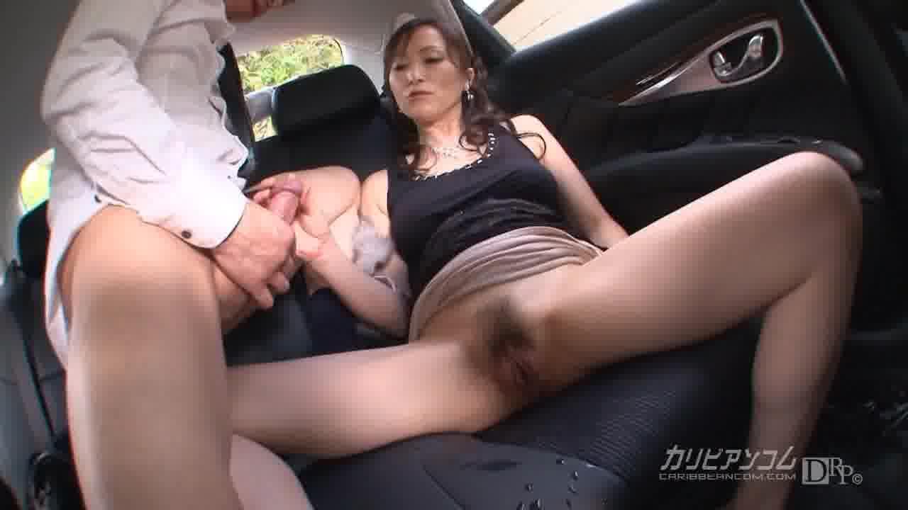 極上セレブ婦人 Vol.4 前編 - 美山蘭子【痴女・潮吹き・オナニー】