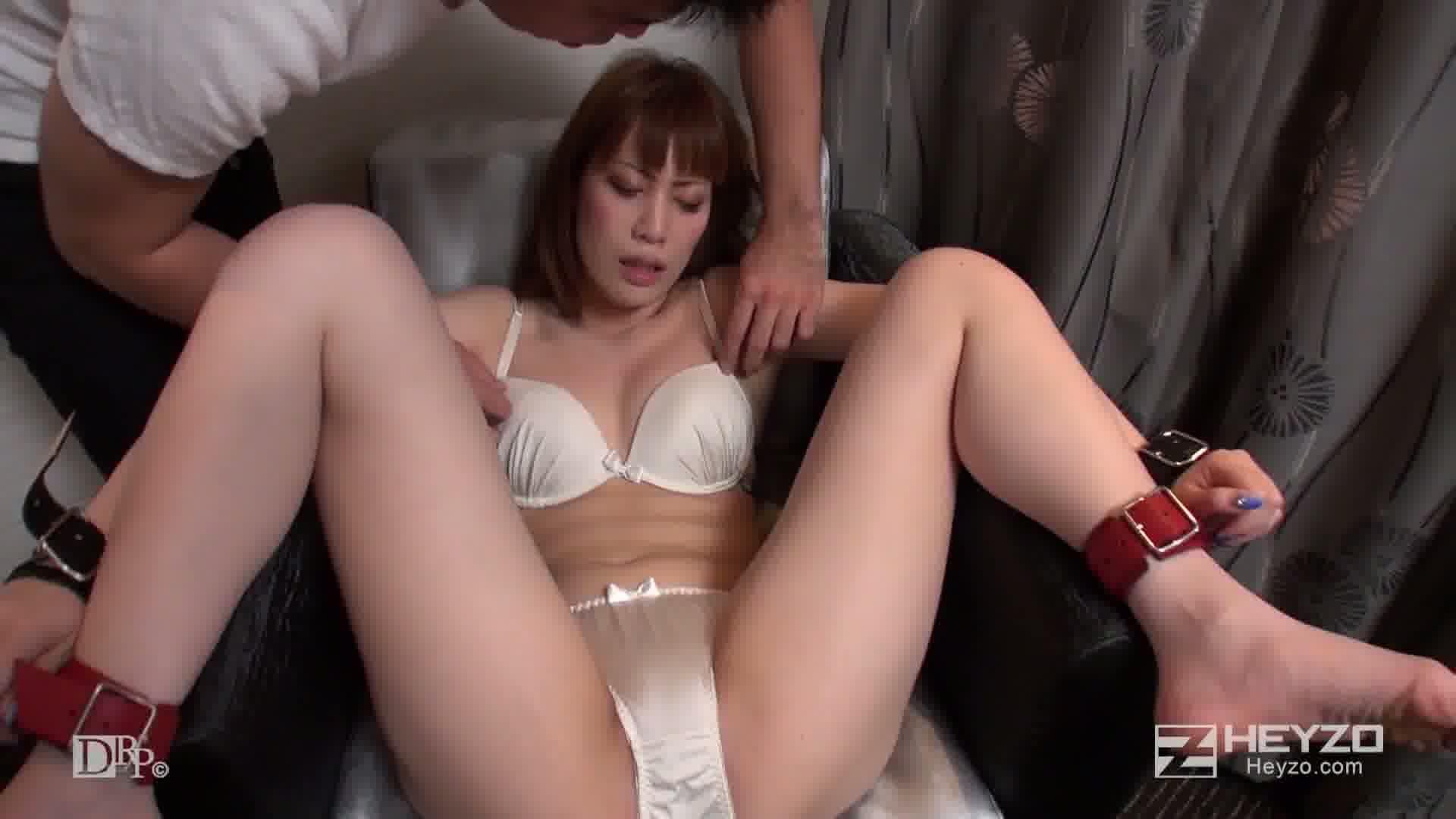 弄られたい女 - 武藤美咲【フェラ 口内射精 拘束 乳首弄り】