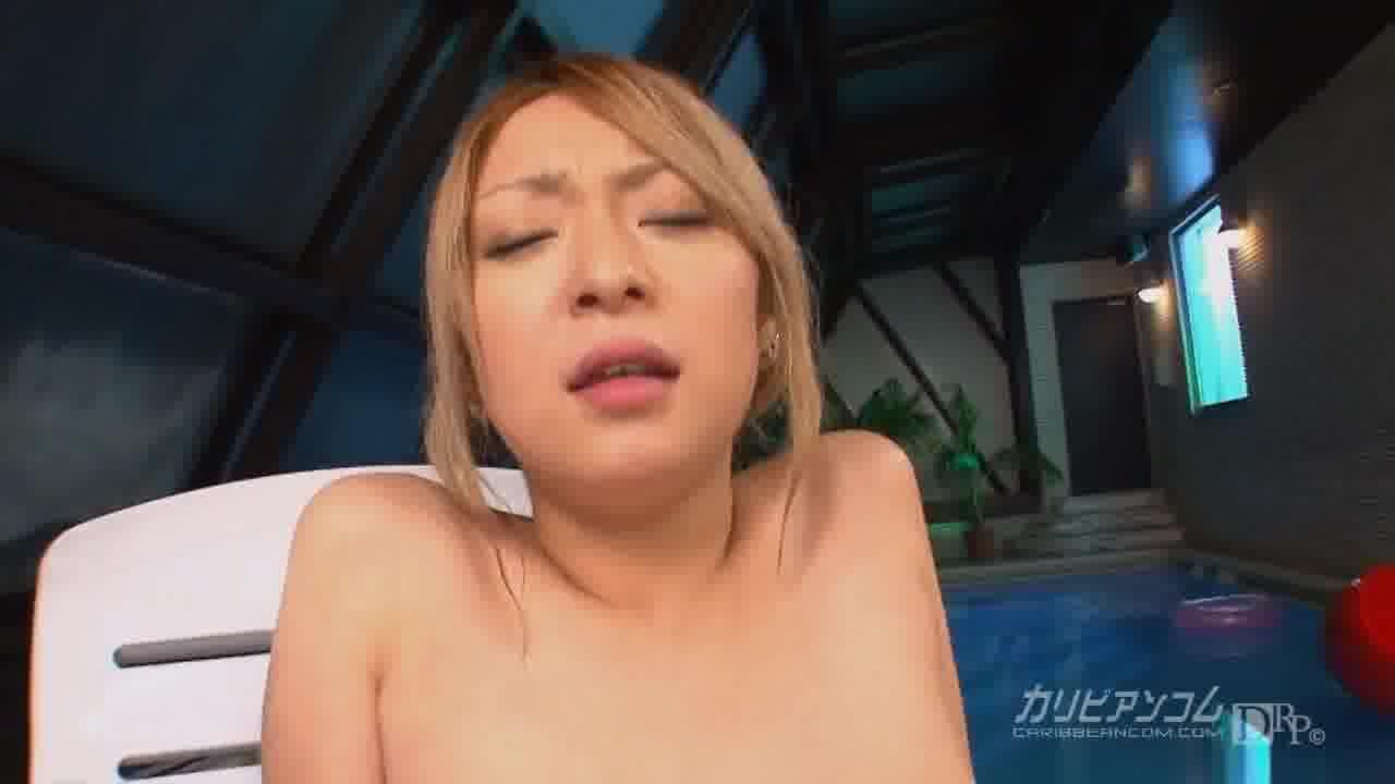 女熱大陸 File.017 - nao.【水着・美尻・中出し】