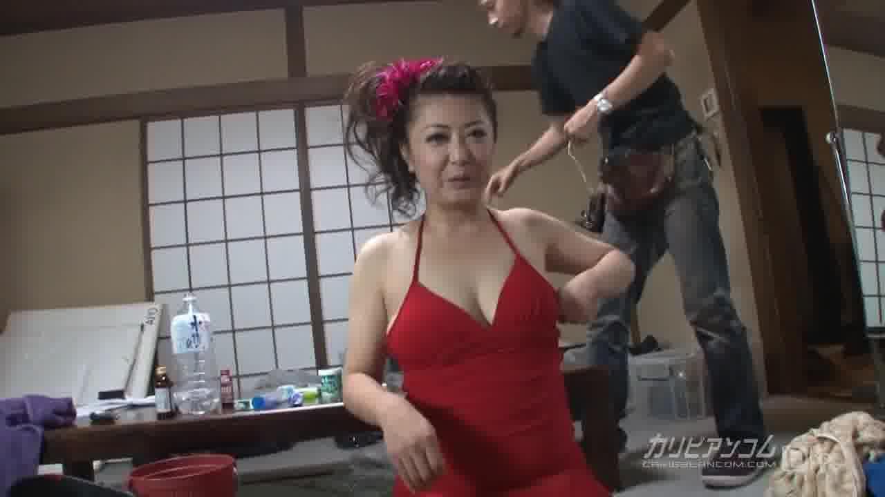 女熱大陸 File.023 - 紫彩乃【痴女・潮吹き・中出し】