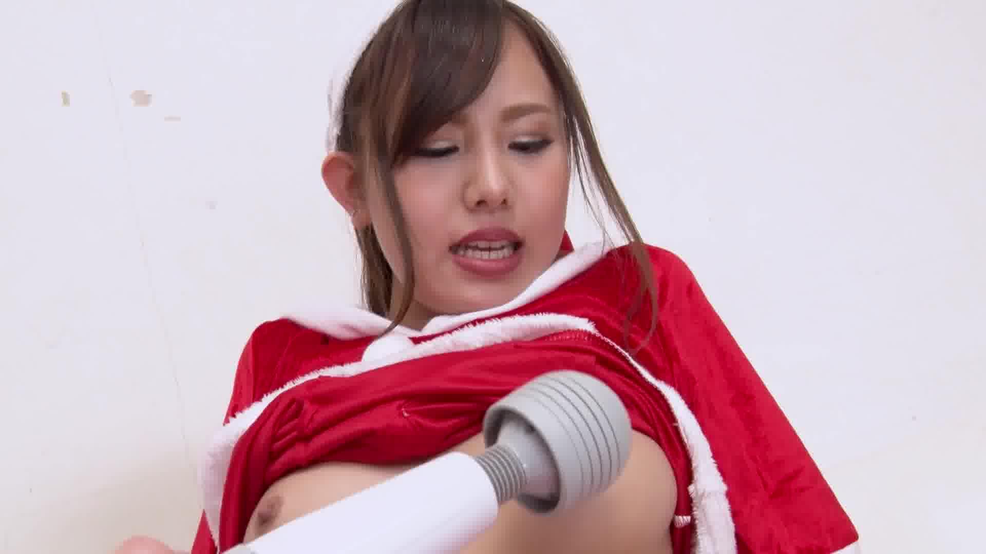 中出しサンタ2020 - 碧えみ【コスプレ・パイパン・中出し】