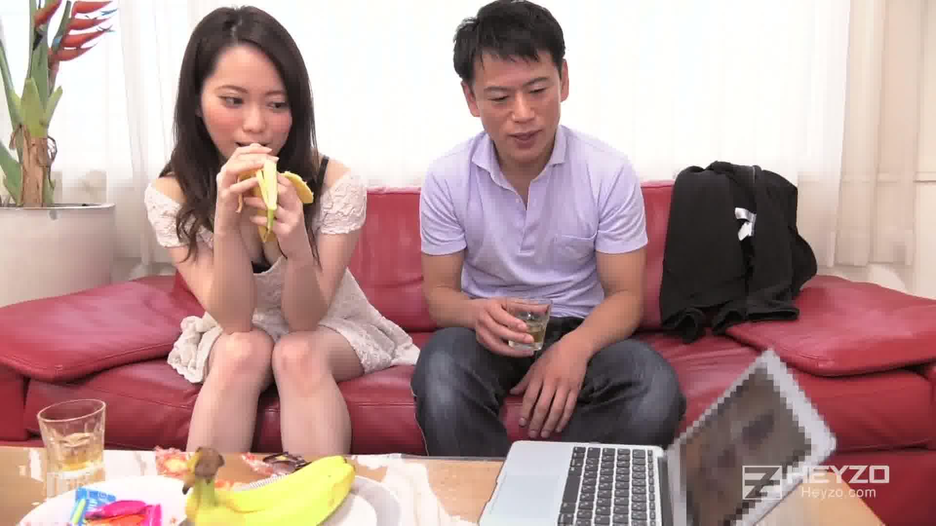 男女の友情は成立するのか?卑猥な検証してみました - 乾優那【バナナ 手コキ フェラ】