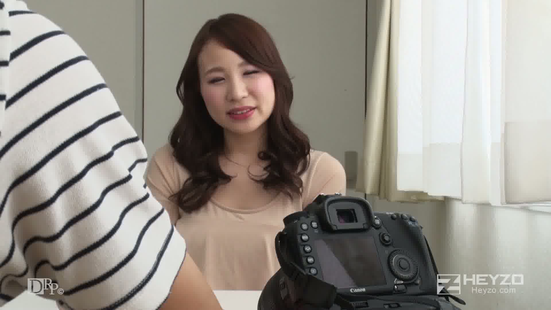 即撮影!AV面接 前編 - 鳥谷優香【インタビュー 脱衣 撮影】
