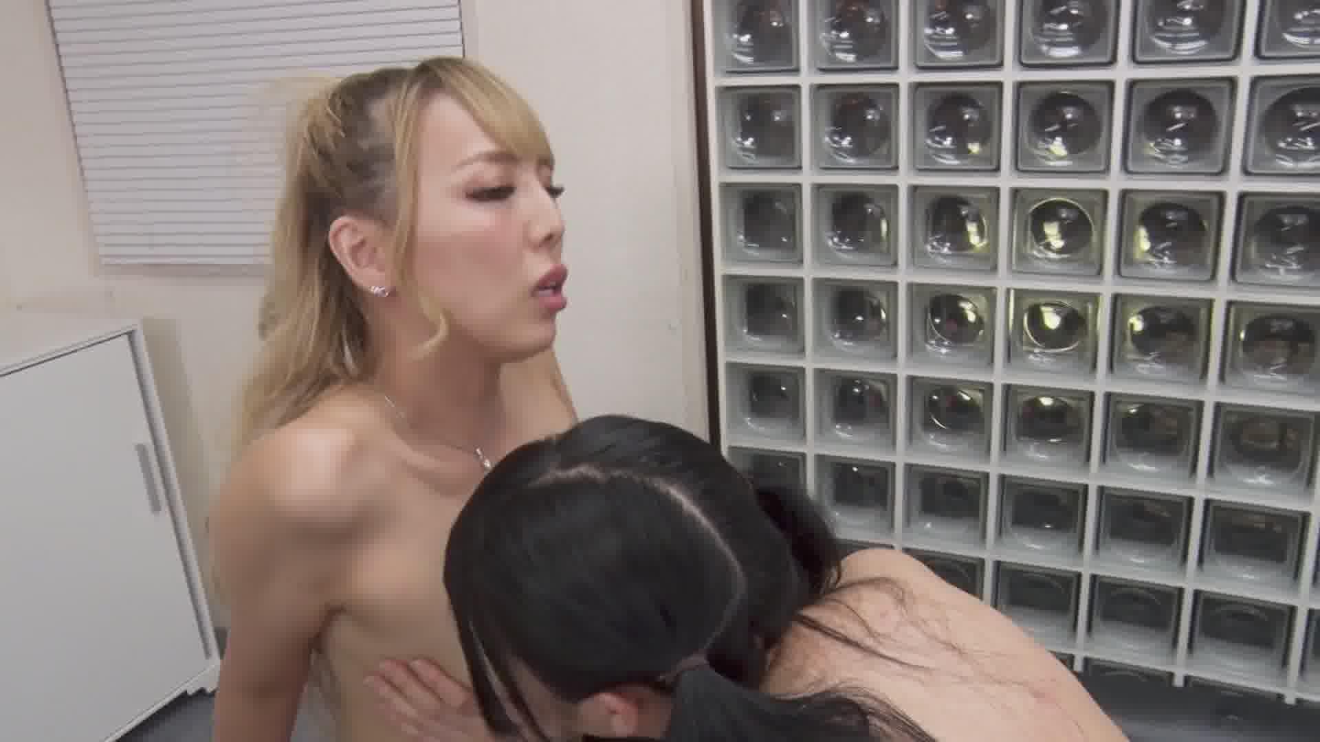 オフィスラバーズ ~新入女子社員を調教する女上司~ - 須藤なこ【乱交・コスプレ・OL】