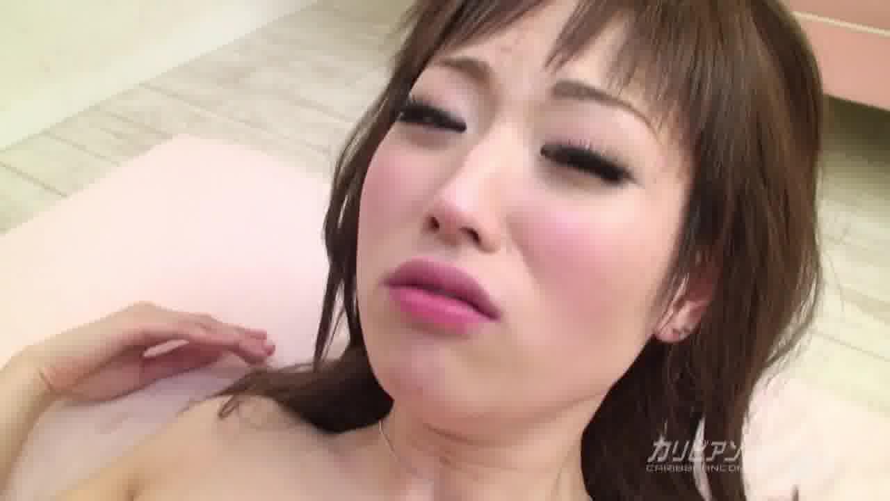 淫汁マジイキ☆スレンダー娘 - 美月【スレンダー・3P・痴女】