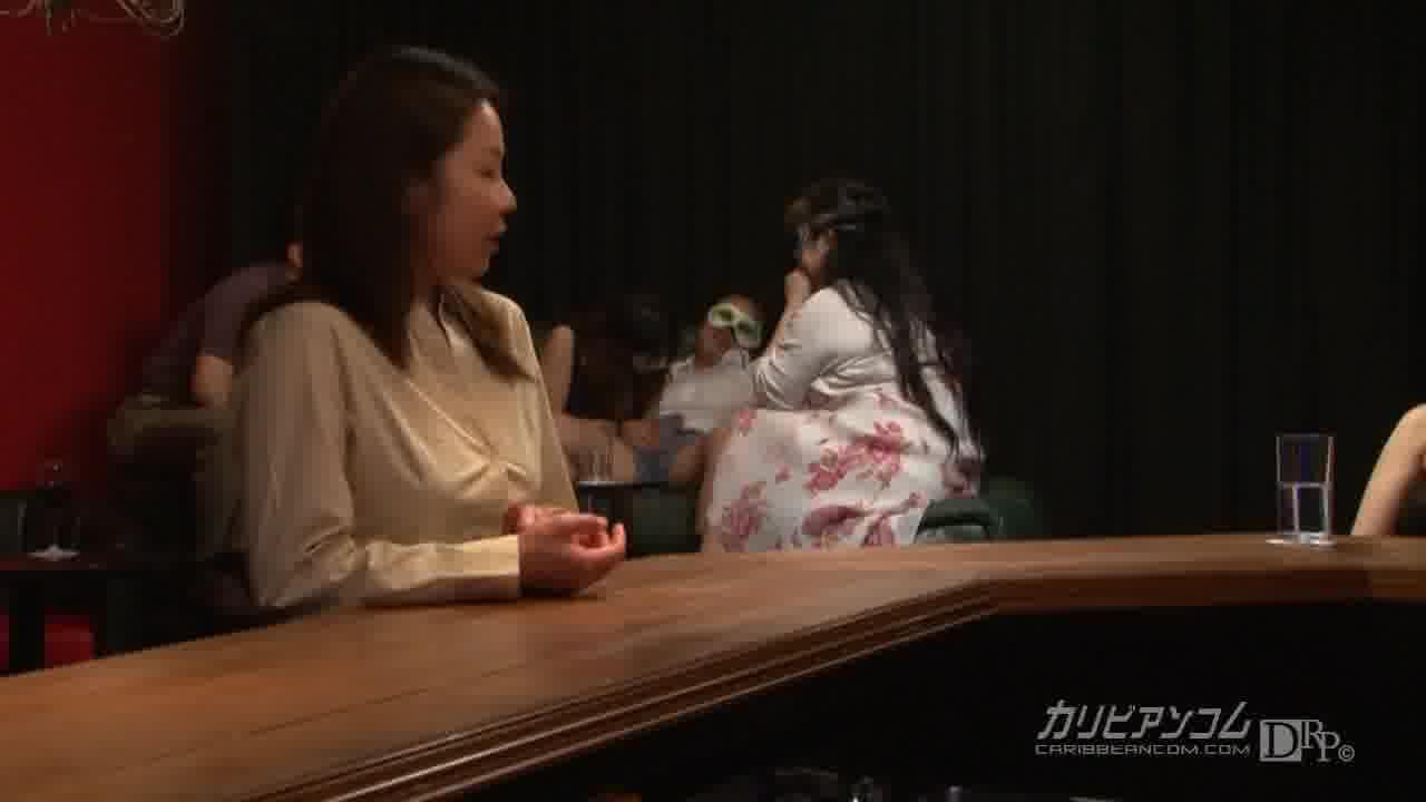 団地妻の情事 - 美咲菜々子【野外露出・乱交・レズ】
