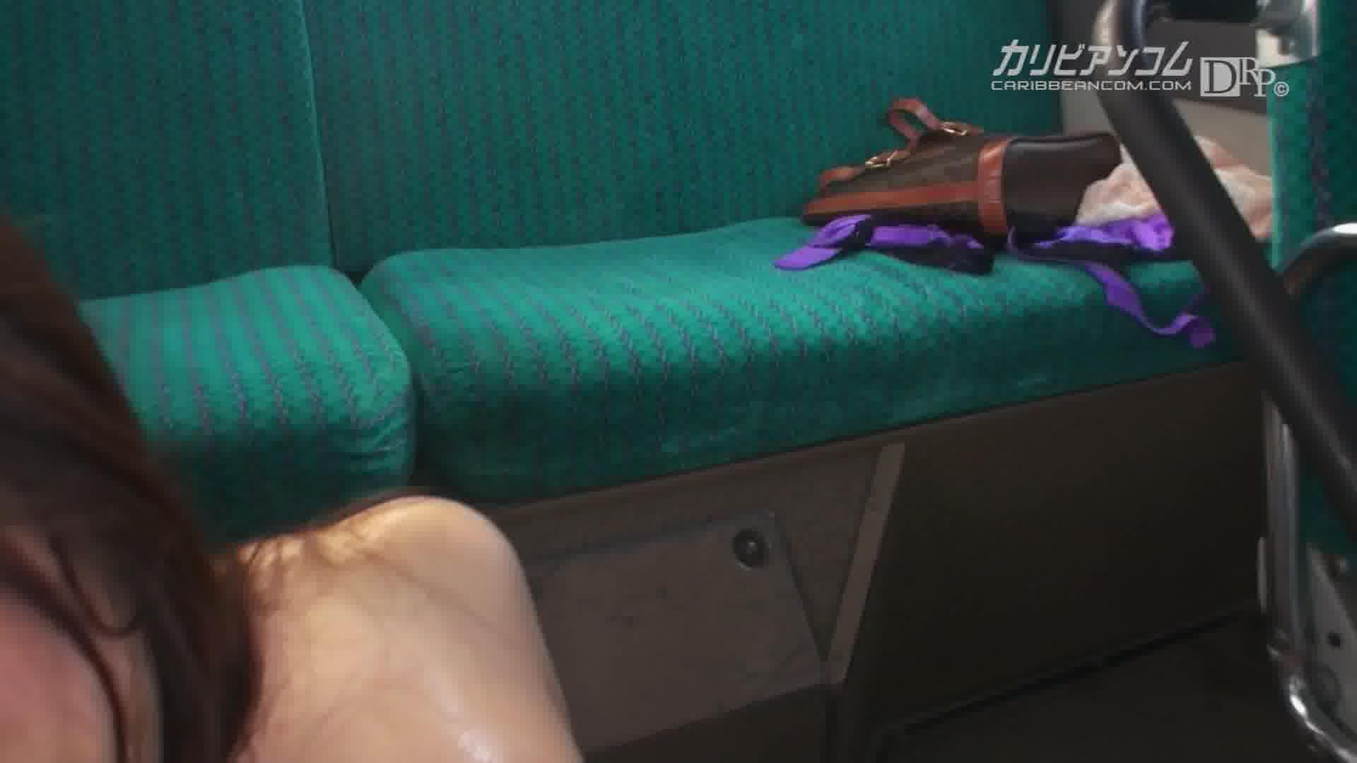 痴漢路線バス ~噂の潮吹き痴漢痴女~ - 来栖千夏【痴女・痴漢・潮吹き】