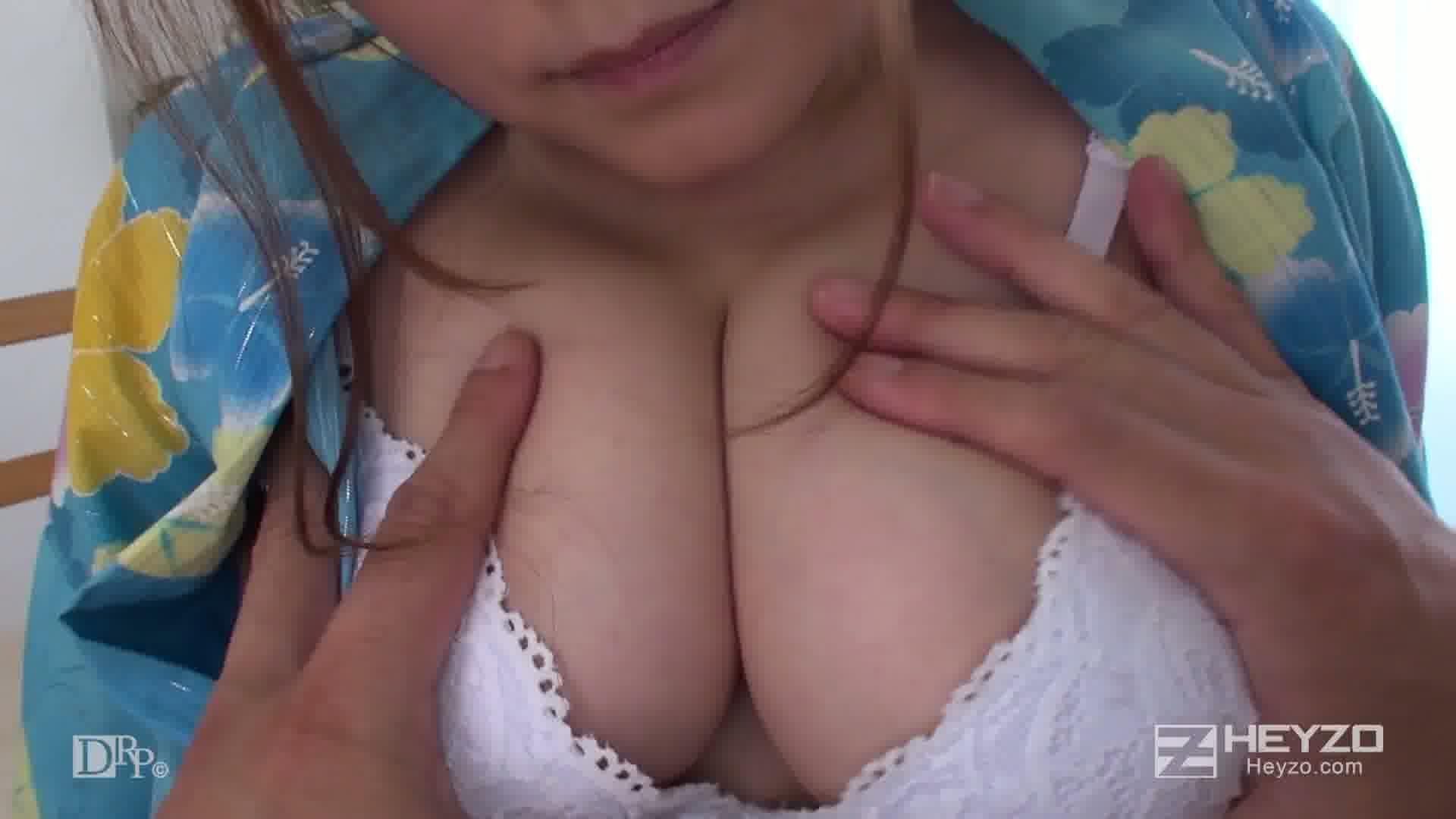 浴衣姿の茉莉とイチャイチャファック~思い出の夏セックス~ - 本山茉莉【ベロチュー 指マン クンニ 顔面騎乗 フェラ】