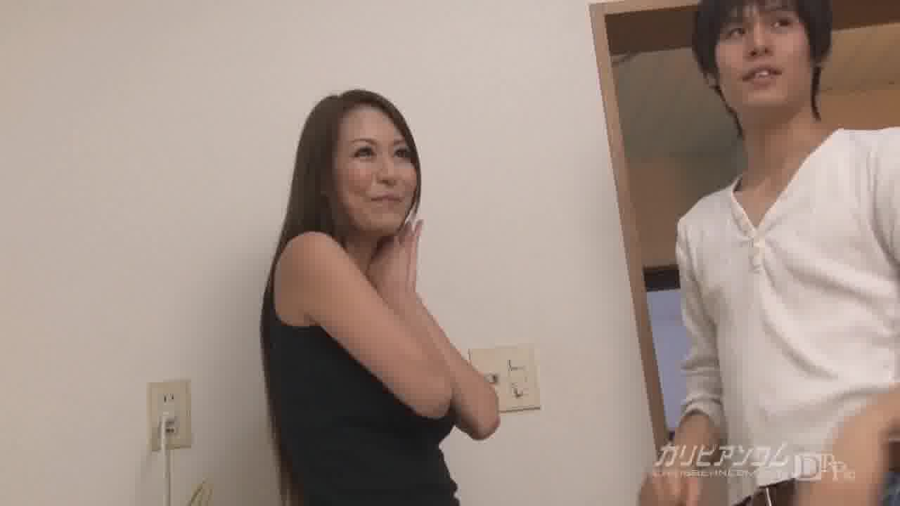 AV女優をあなたの自宅に宅配! - 朝桐光【痴女・巨乳・中出し】