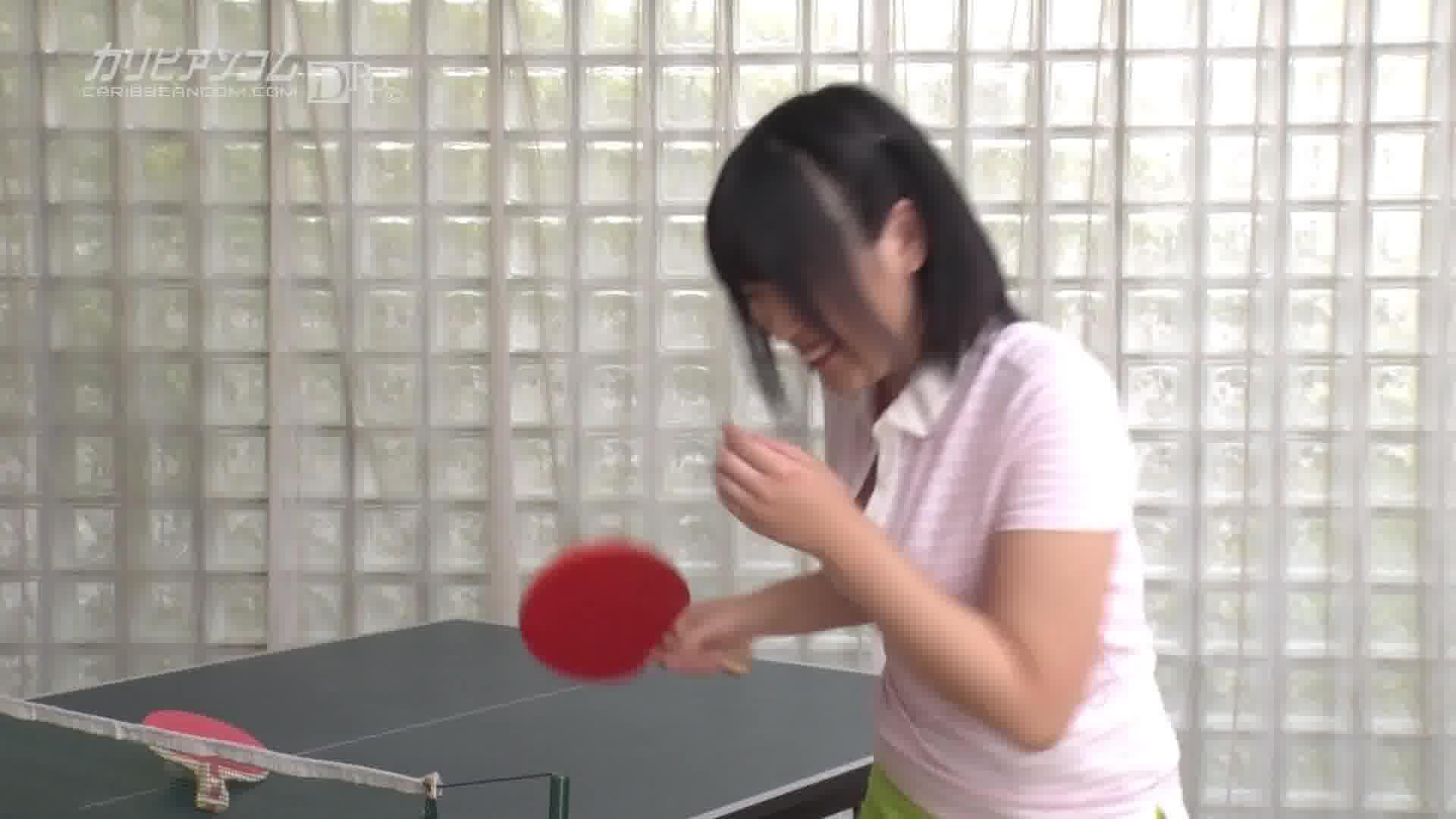Debut Vol.18 ~Hカップを震わせて卓球全国ベスト16~ - 猫田りく【潮吹き・制服・初裏】