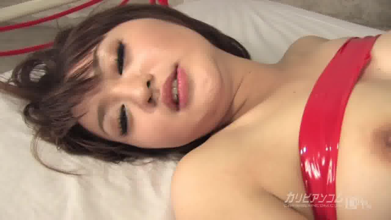 カリビアンキューティー Vol.14 - 神崎るな【バイブ・口内発射・中出し】