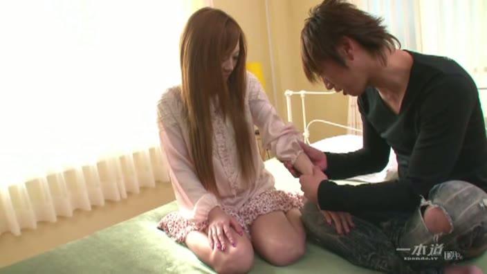 美白ボディの絶叫アクメ開発 Part1【真咲まみ】