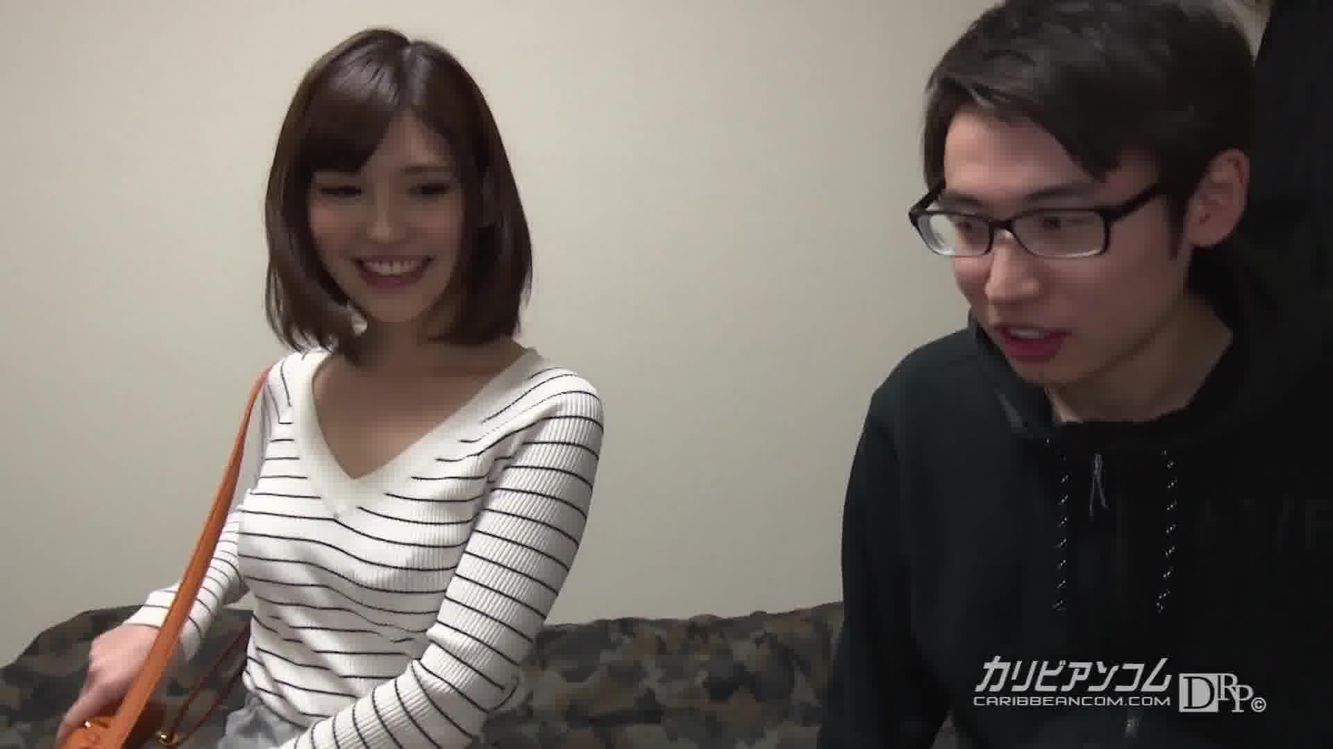 AV女優をあなたの自宅に宅配!4 - 有賀ゆあ【パイパン・スレンダー・中出し】