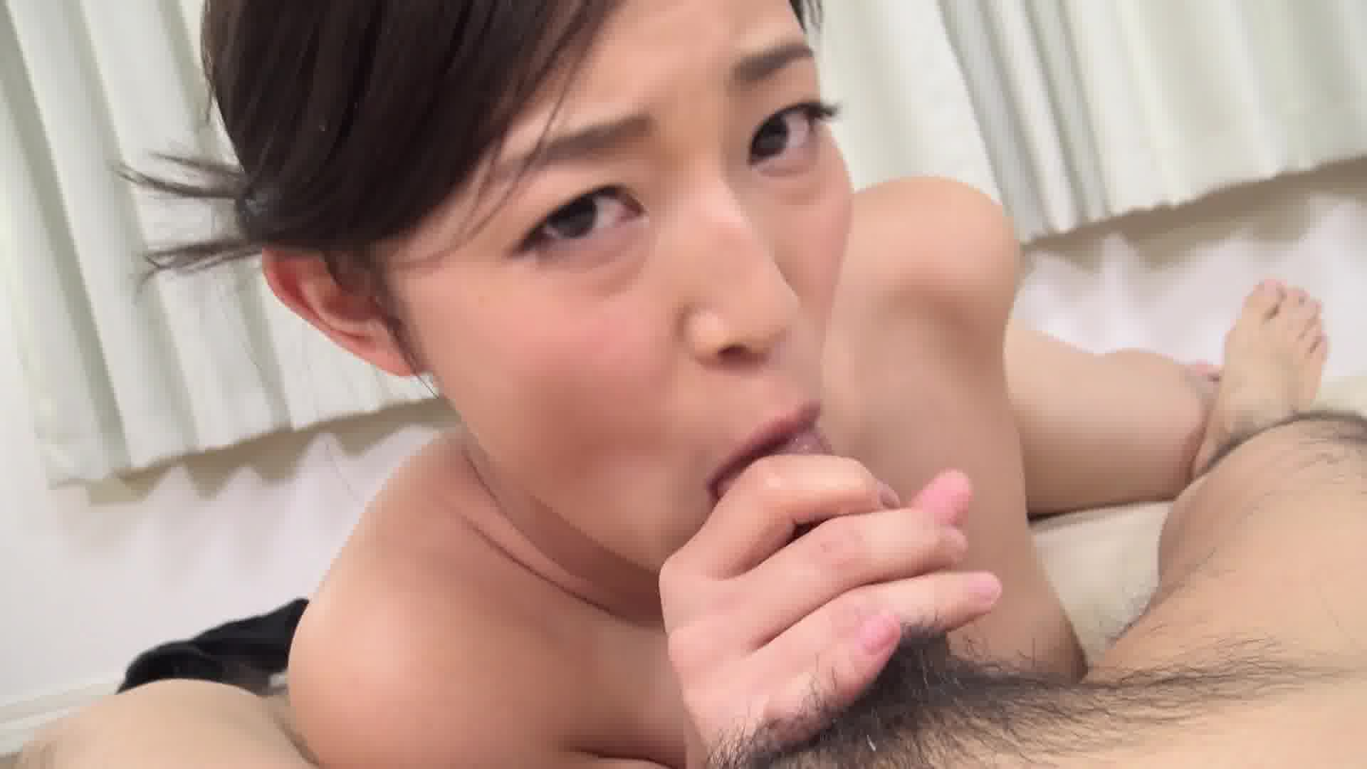 THE 未公開 ~敏感マゾ乳のすごいパイズリ6~ - 日高千晶【パイパン・パイズリ・隠語】