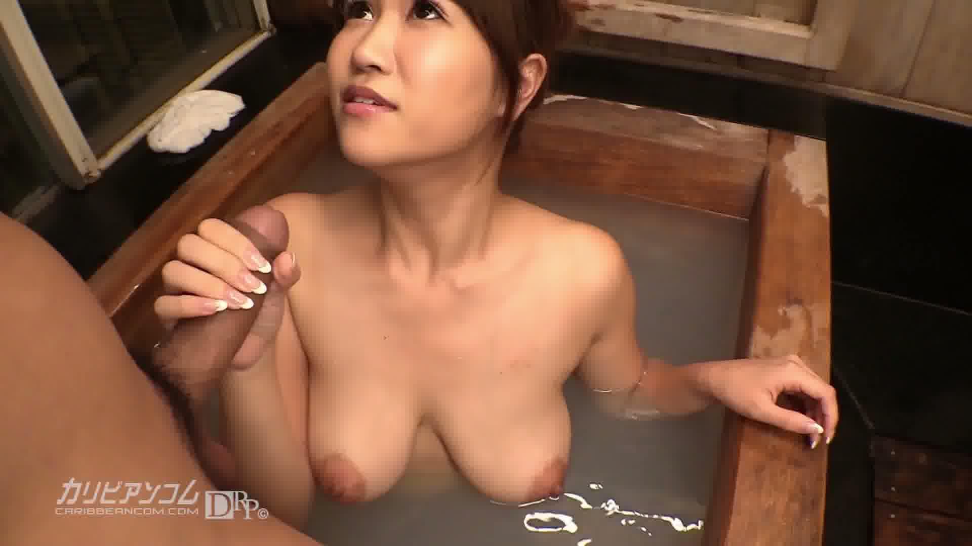 傷心旅行でセックスが大好きな男を見つけてやる - 深美せりな【巨乳・パイズリ・浴衣】