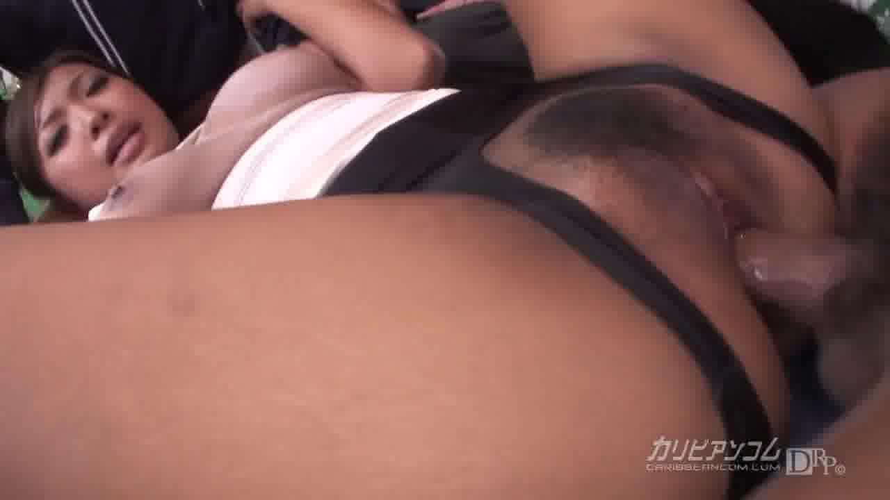 ボディペイント - 姫村ナミ【巨乳・企画物・中出し】