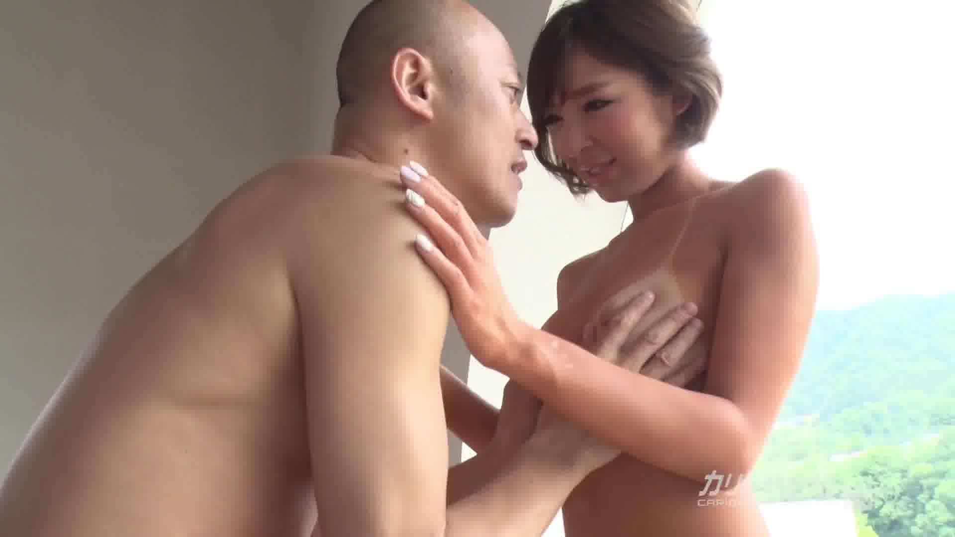 桜田さくら監督作品 ~羽川るなが黒ギャルになって痴女ります~ - 羽川るな【痴女・ギャル・3P】