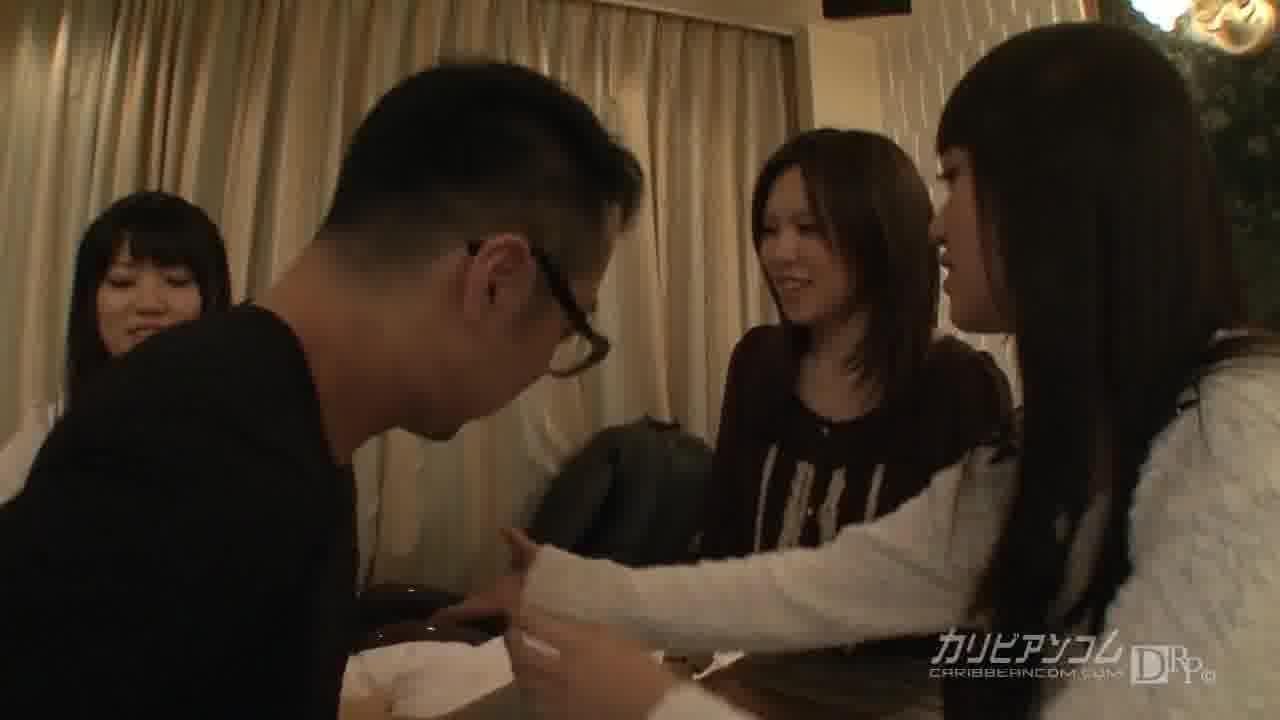 チンポ狩人(ハンター)~淫乱チン道中~ - 青葉ちせ【痴女・乱交・隠語】