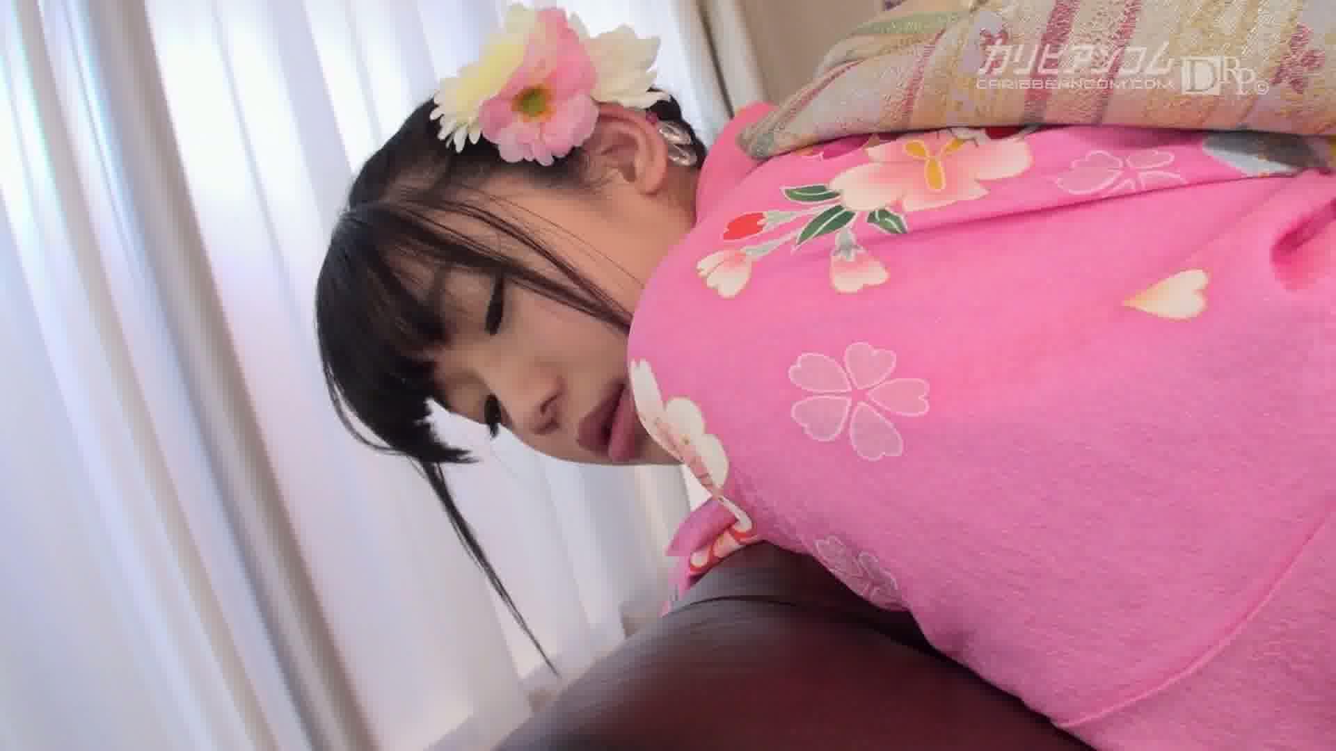 カリビアンキューティー Vol.30 - 姫川ゆうな【スレンダー・オナニー・美乳】