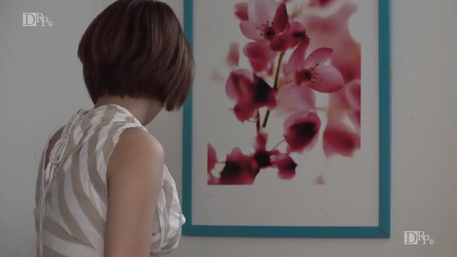 女優魂 ~スタジオ入りから騙され続けても喘ぎまくり~ - 枢木みかん【巨乳・クンニ・中出し】