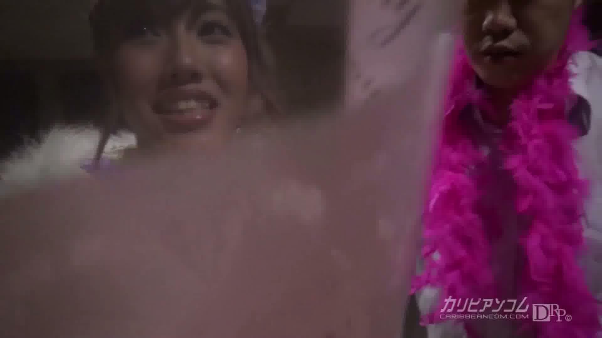 新成人おめでとうパーリー ~筆おろし4Pでお祝いいたします!~ - 今野杏美南【ギャル・パイパン・浴衣】