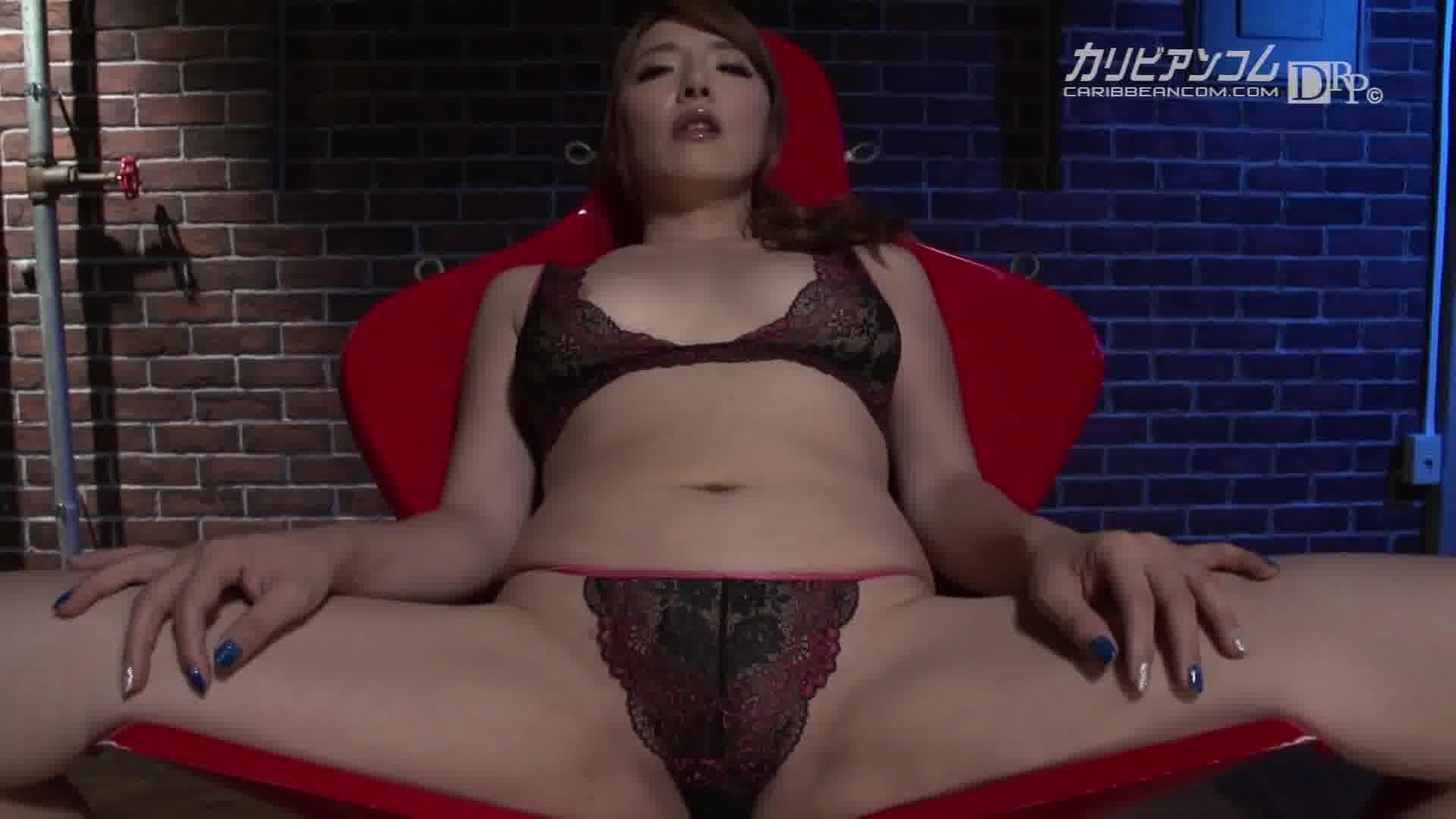 絶品熟女の情熱エロス - 松永ちえり【巨乳・オナニー・初裏】