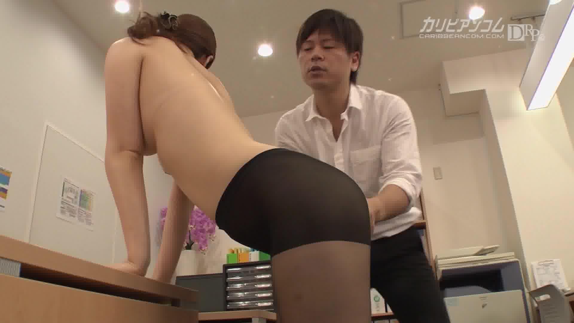 肉厚のOL尻 - 西川ゆい【クンニ・OL・長身】