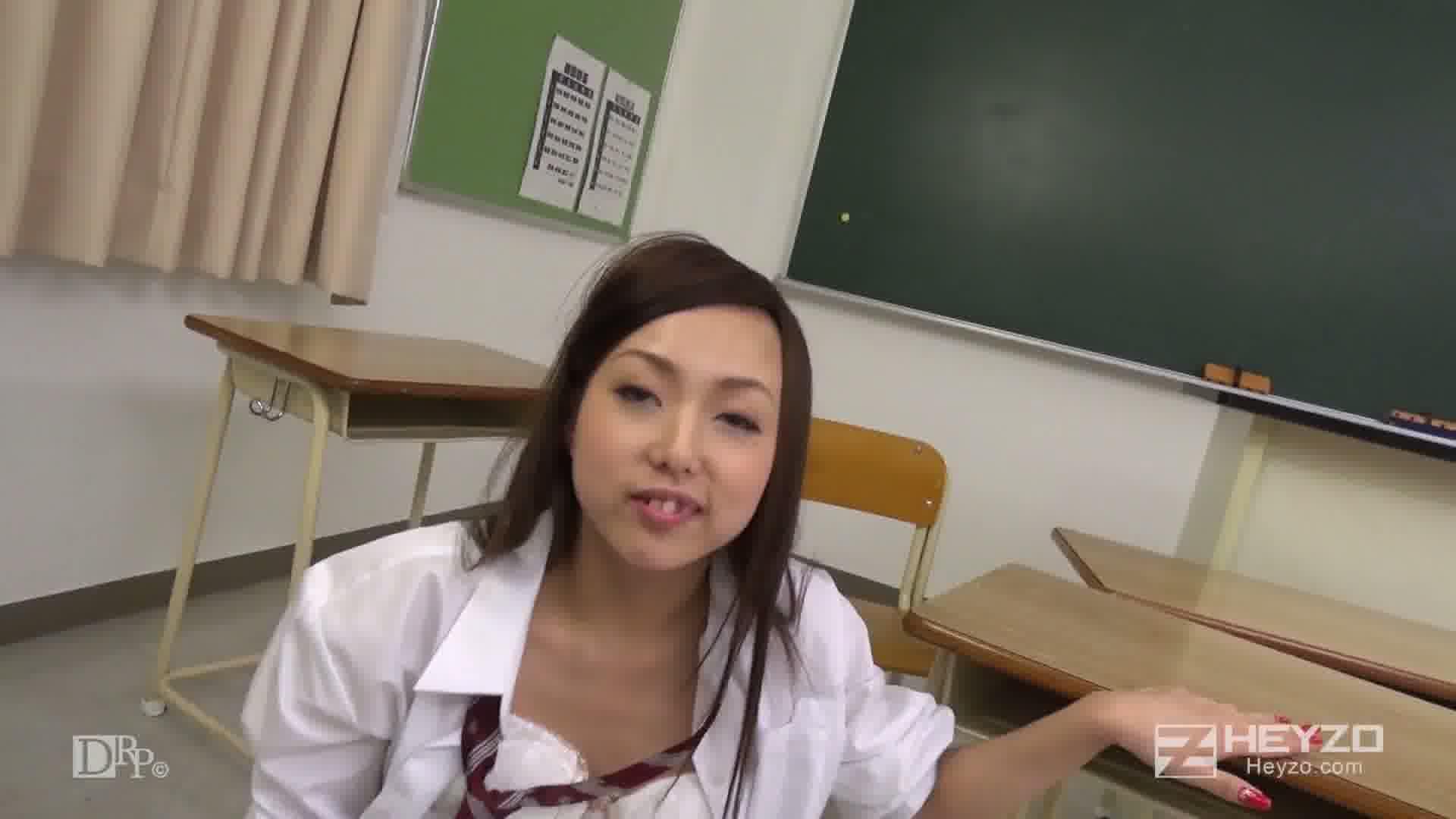 転校生はエロかわガール~初日にやっちゃいました~ - 佐々木奈々【背面座位 立ちバック 駅弁 正常位 中だし】