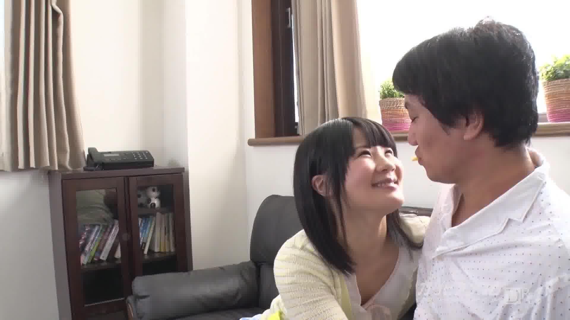 あまえんぼう Vol.28 - 大家あみ【パイパン・クンニ・中出し】
