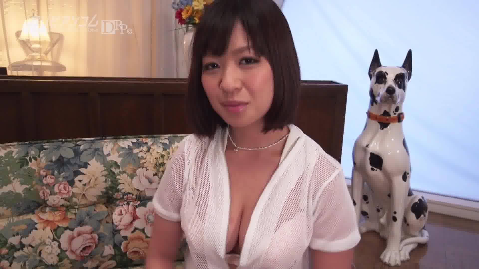 巨乳ファッションモデルAVデビュー - 尾上若葉【巨乳・パイズリ・初裏】