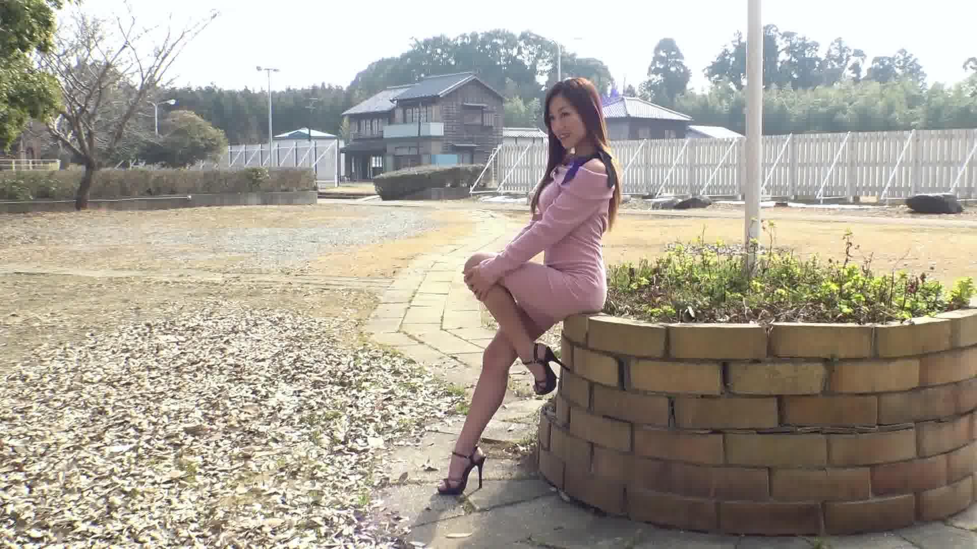 女熱大陸 File.076 - 北山かんな【巨乳・ドキュメンタリー・イラマチオ】