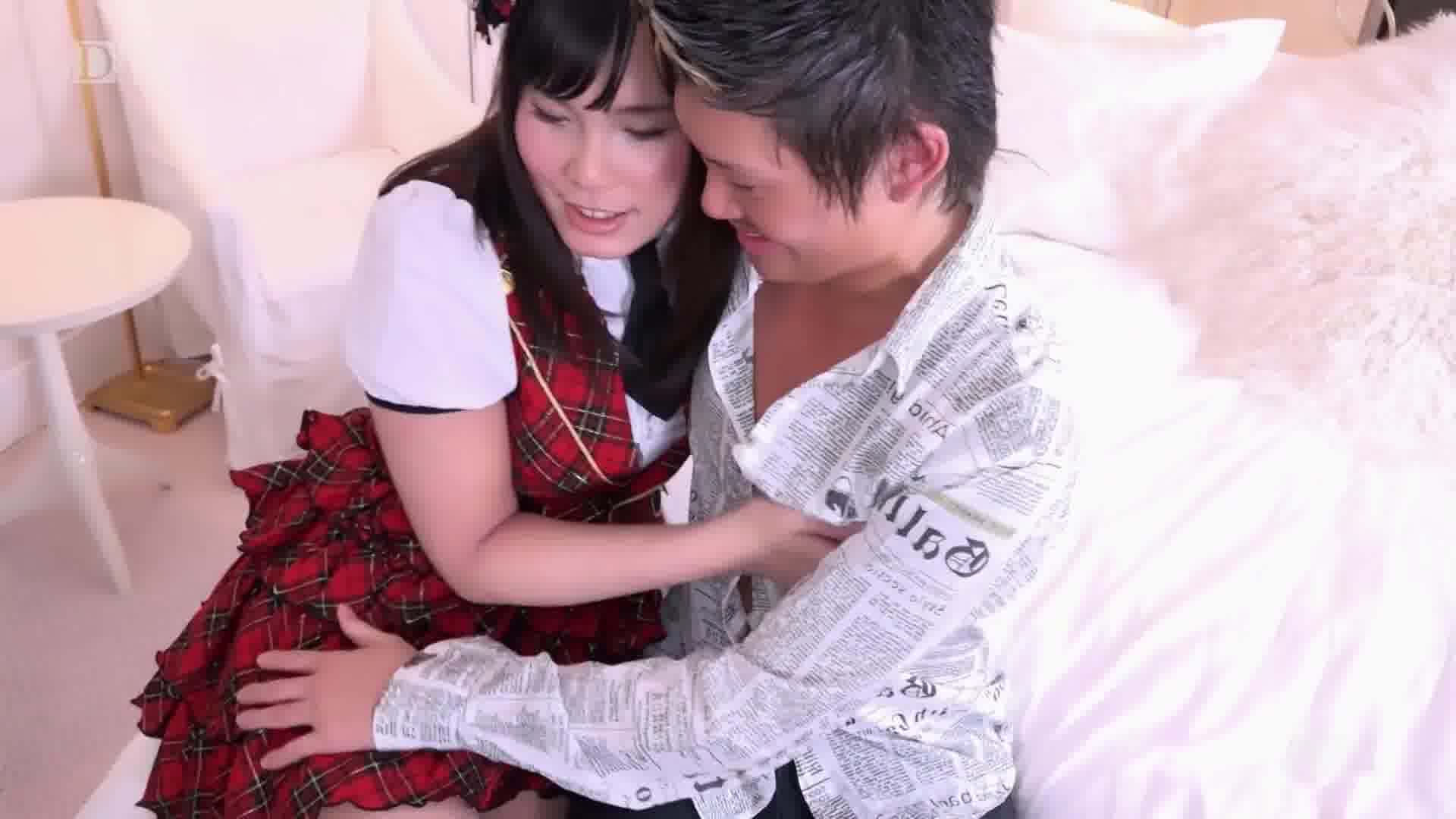 優姫エレナは美しすぎるオトコの娘 - 優姫エレナ【制服・ニューハーフ・ハメ撮り】