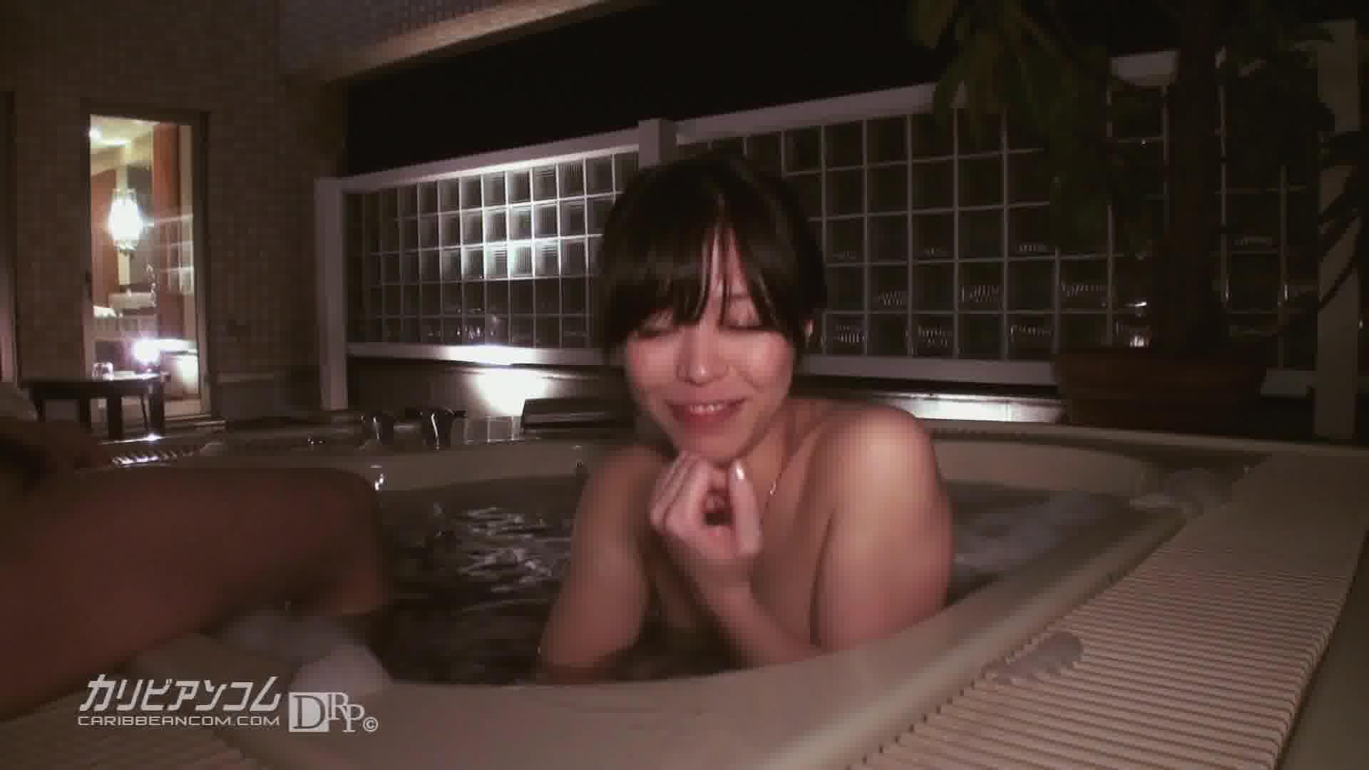 AV女優と飲み…そして泊まりSEX by HAMAR 5 前編 - 亜佐倉みんと【痴女・巨乳・中出し】