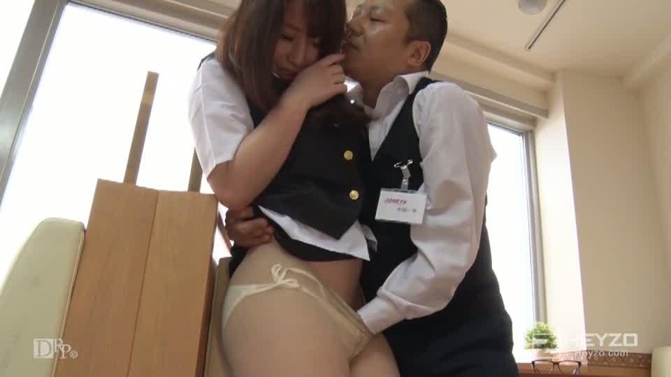 脱いだらスゴかった地味女 - 星咲ひな【キス 手マン 】