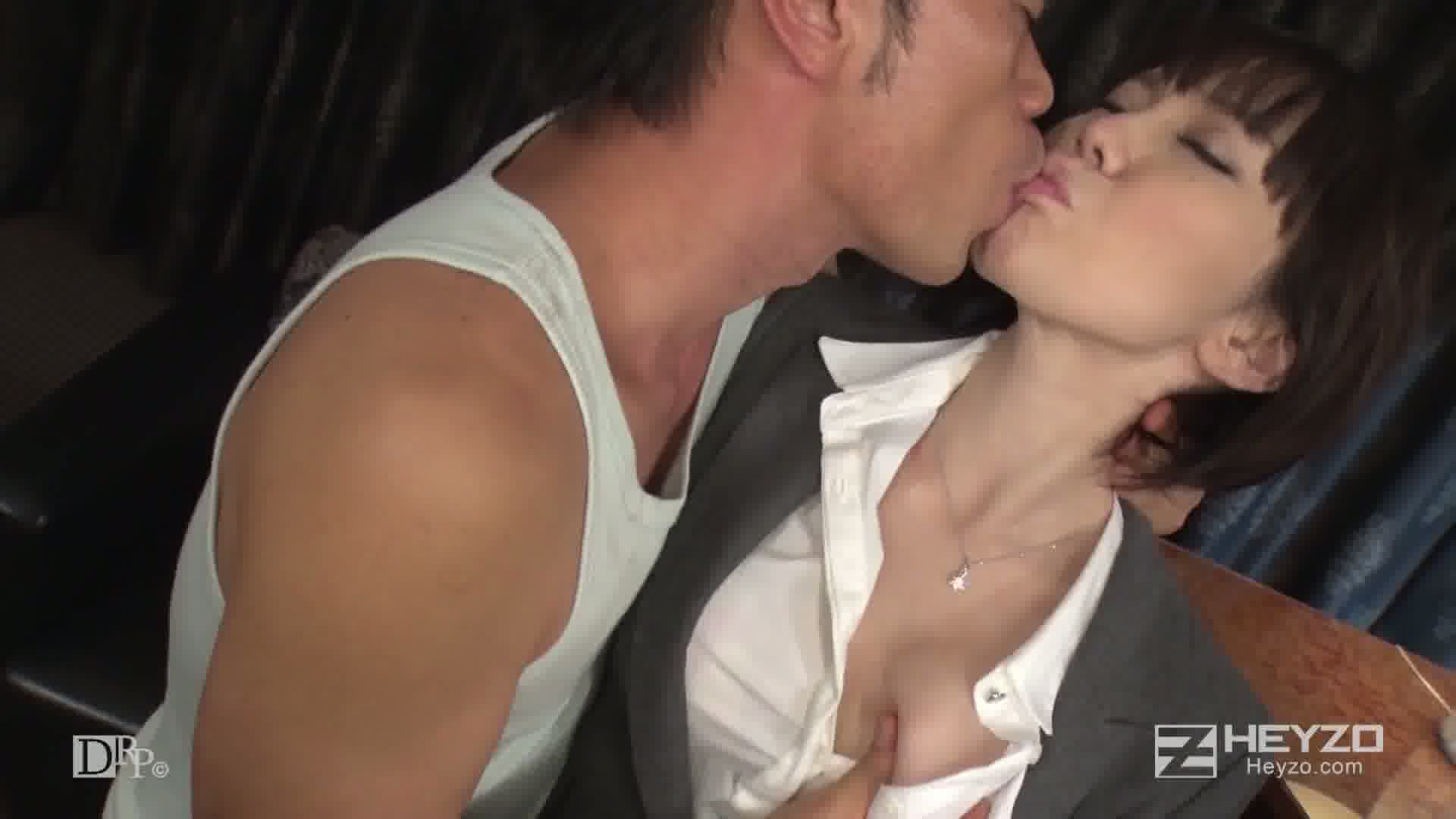 アフター6~我慢出来ない。。。~ - 月美弥生【キス パンスト】