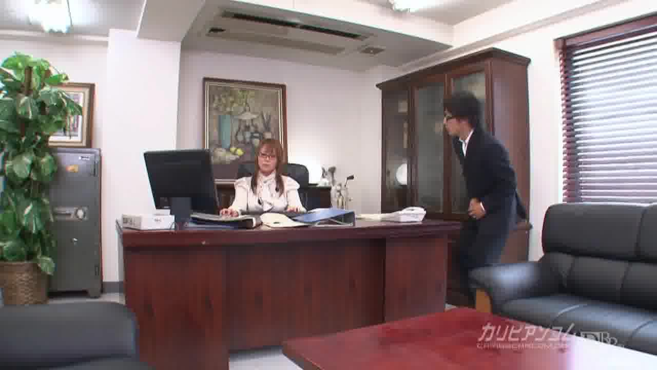 高飛車証券ウーマン大暴落 - 小峰ひなた【乱交・巨乳・中出し】