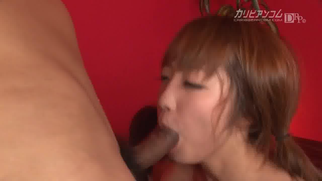 紗奈のオナニーみてっ! - 杏樹紗奈【巨乳・オナニー・中出し】