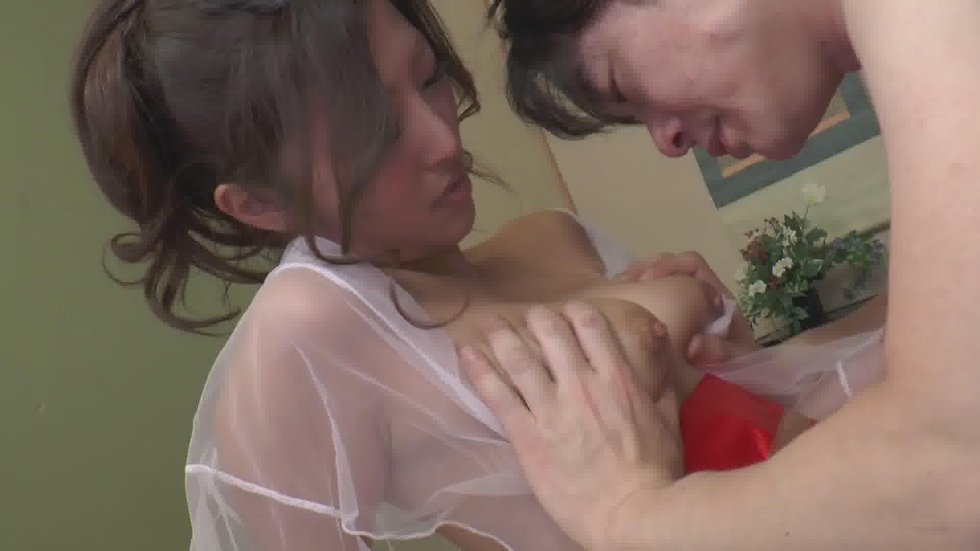 洗練された大人のいやし亭 ~奇跡のクビレ女子のおもてなし~ - 百多えみり【美乳・浴衣・中出し】