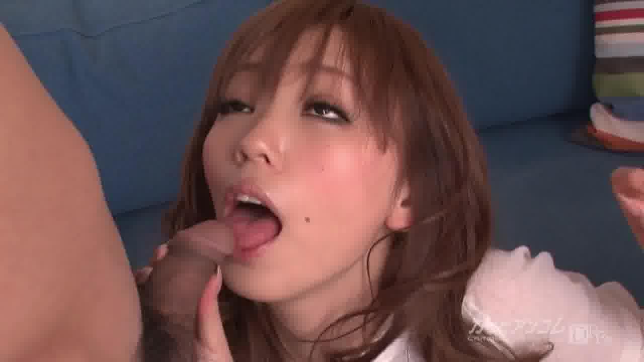奇跡のクビレGカップ - 上条めぐ【巨乳・パイズリ・初裏】