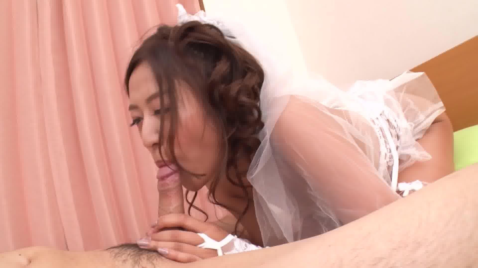 マンネリカップルの解消法 ~新妻プレイで彼は再び恋をする~ - 日向るな【パイパン・美乳・中出し】