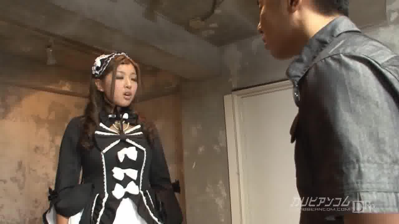 ゴスロリ人形の館 - 姫村ナミ【コスプレ・巨乳・中出し】