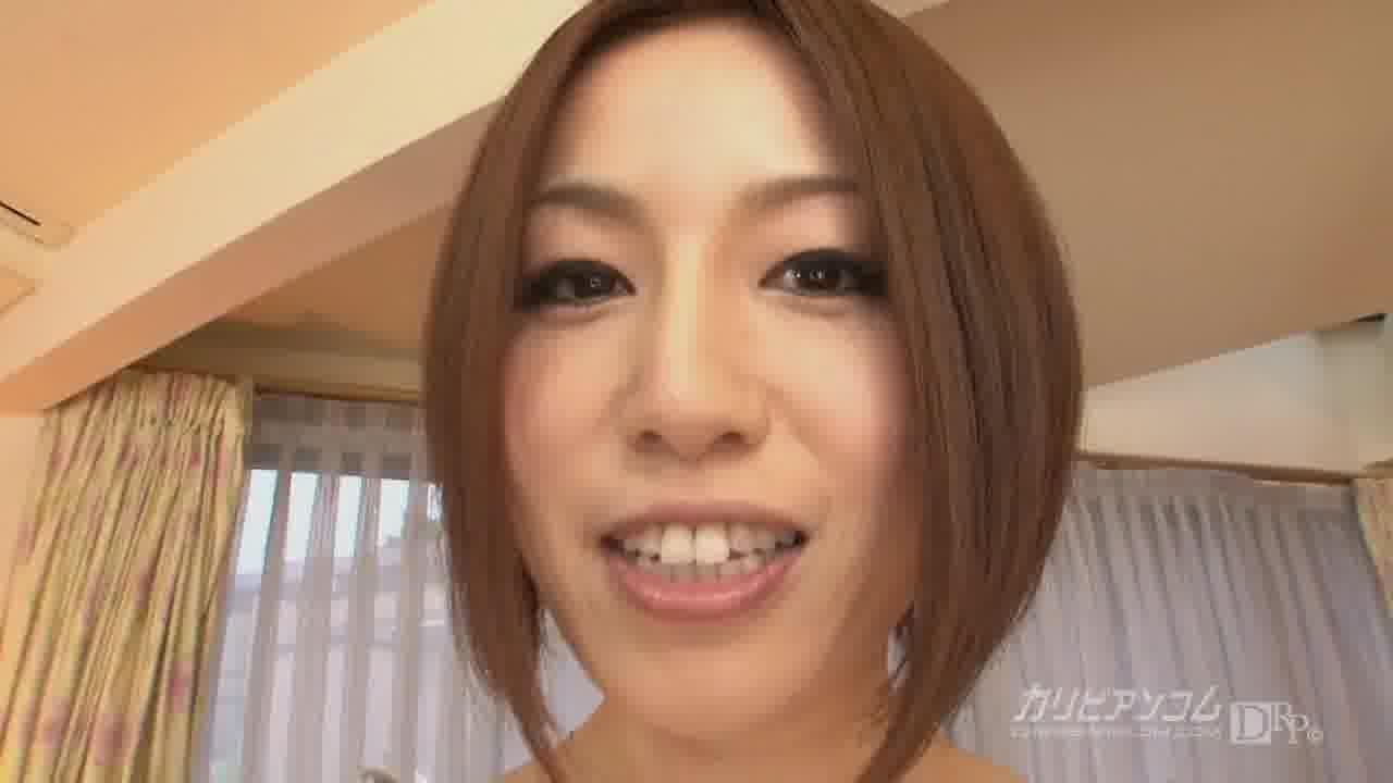 熟女ファイル Vol.01 - 富永ひろ美【痴女・3P・中出し】