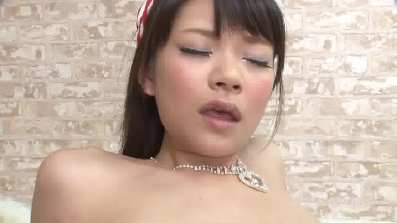 中出しサンタ2011 - 夢実あくび【痴女・3P・中出し】