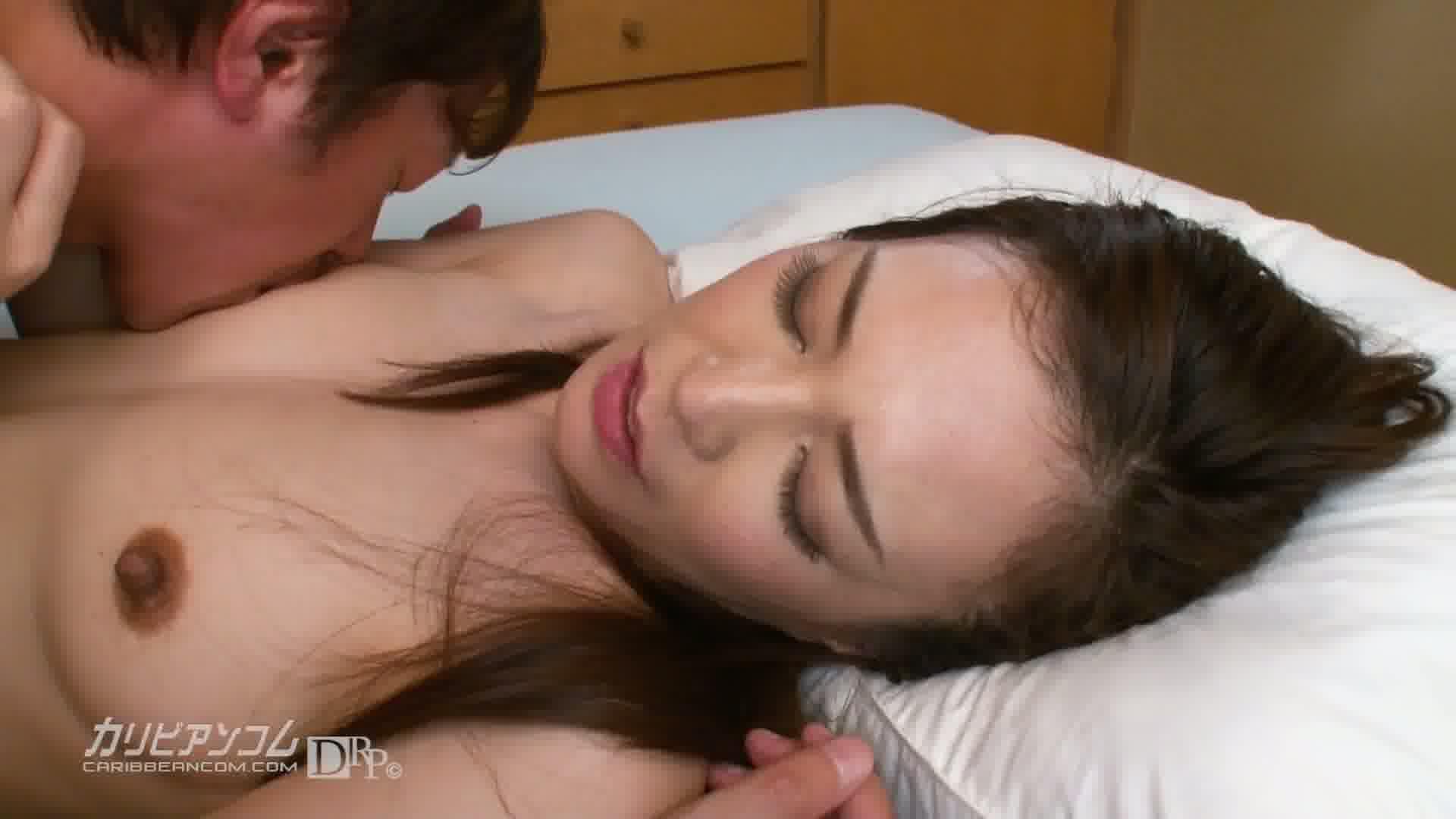 恍惚 ~人妻の危ない誘惑~ - 水原梨花【スレンダー・オナニー・美乳】